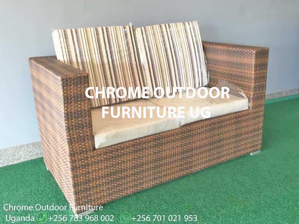 Chrome Outdoor Furniture Uganda Garden